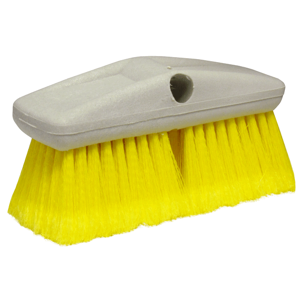 Starbrite Boat Brush Head Standard Yellow Fine