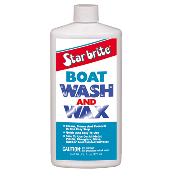 Starbrite Boat Wash & Wax 500ml