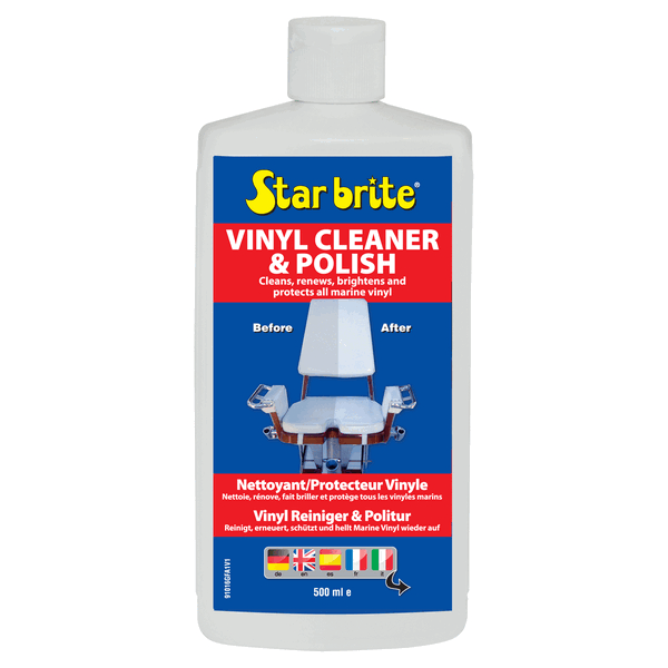 Starbrite Vinyl Cleaner Polish 500ml