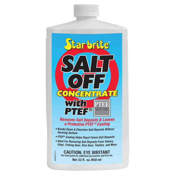 Starbrite Salt Off Protect Concentrate 950ml with PTEF