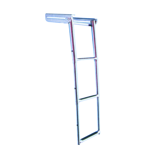 Trem Telescopic Ladder 3 Steps Under Platform Stowage