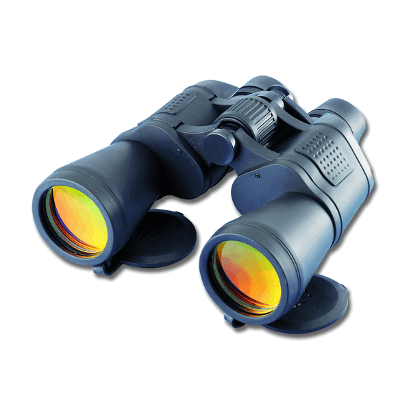 Trem Binoculars 10 x 50 Black With Carry Case and Straps