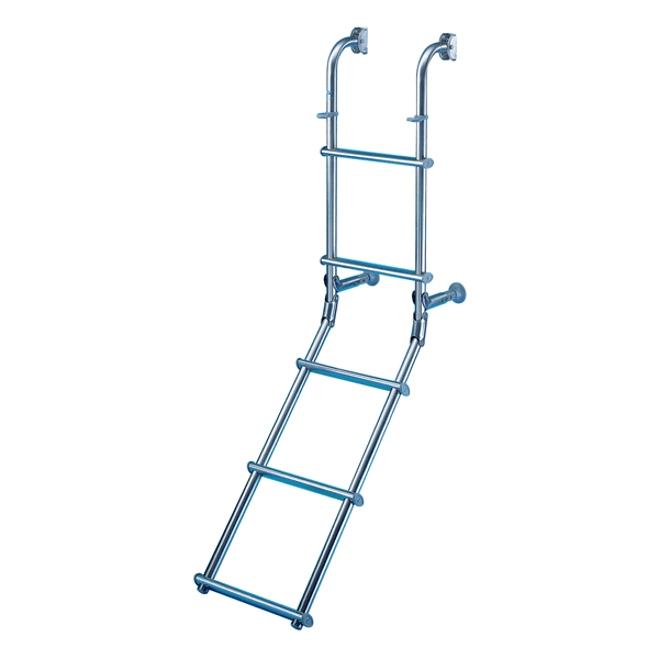 Trem Boarding Ladder 5 Steps Folds open to 134cm