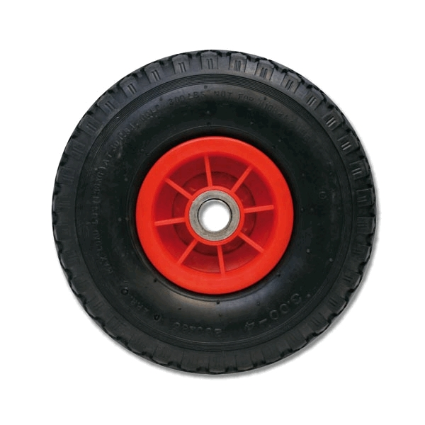 Trem Rubber Wheel Pneumatic 260mm