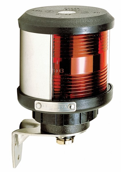Vetus Portside light red-side mounting