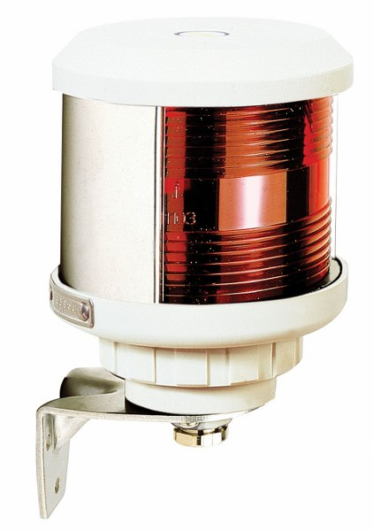 Vetus Portside light white red-side mounting
