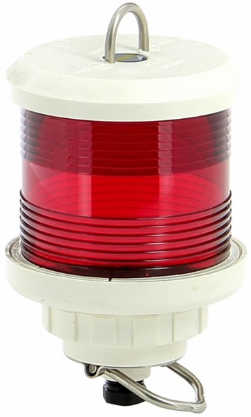 Vetus All round light red white vers. hoistable