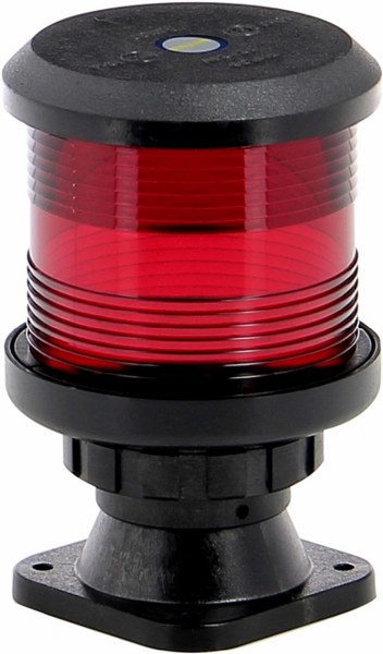 Vetus All round light red base mounting
