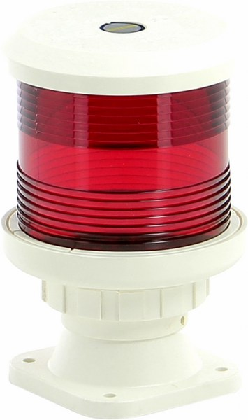 Vetus All round light red white vers. base mounting
