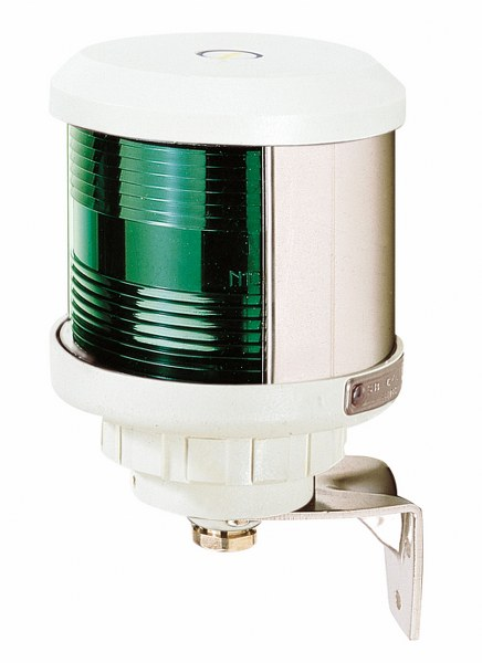 Vetus Starboard light white green-side mounting