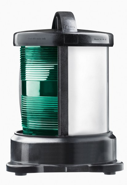 Vetus Starboard light green-base mounting
