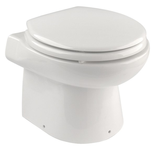 Vetus Toilet type SMTO2 24 Volt. switch