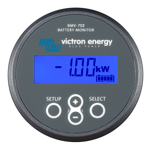 Victron BMV-702 Precision Battery monitor 9-90VDC