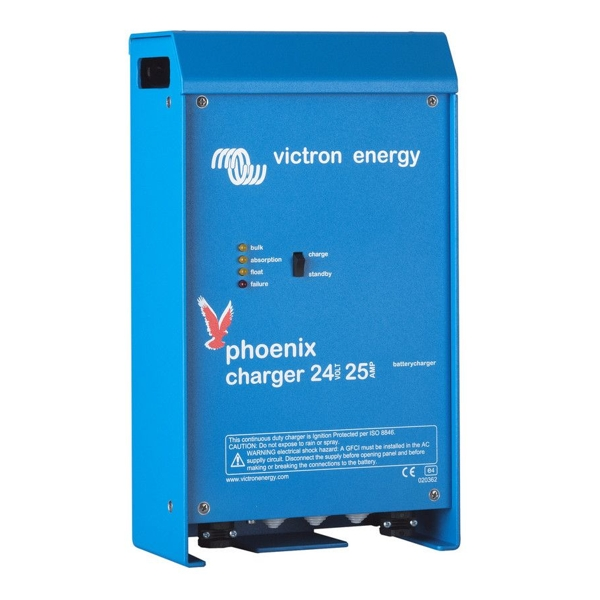 Victron Phoenix Charger 24/25 (2+1) 120-240V