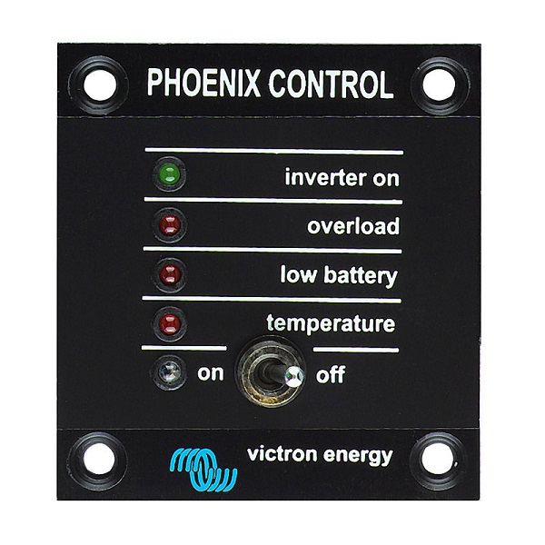 Victron Phoenix Inverter Remote Control - VE Bus
