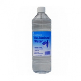 Waveline De-Ionised Water 1L