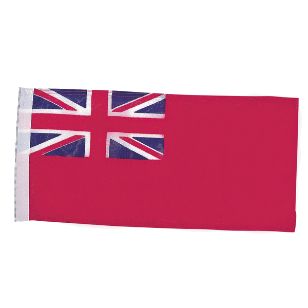 Red Ensign 1/2 Yard (45x23cm) Printed