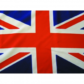 Waveline Union Flag 1 1/2 Yard (135x70cm) Printed
