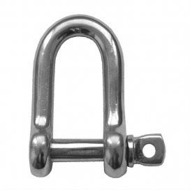 Waveline Dee Shackle - S/Steel 12mm