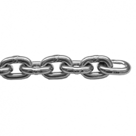 Waveline CALIBRATED S/STEEL Chain 10mm (30Mtr)