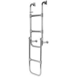 Waveline Folding S/S Boarding Ladder 1240mm
