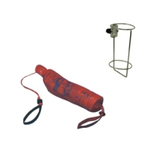Waveline 30M Throwing Line incl S/S Bracket