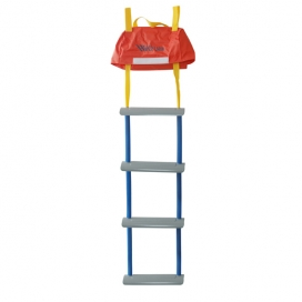 Waveline 134cm 5 Step Emergency Deploy Ladder