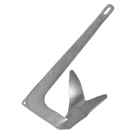 Waveline Bruce style Anchor - Galvanised 30Kg