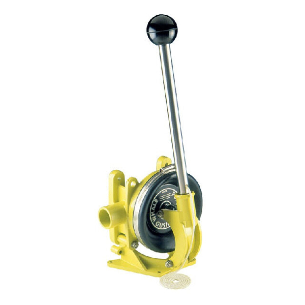 Whale Gusher 10 Manual Bilge Pump On Deck