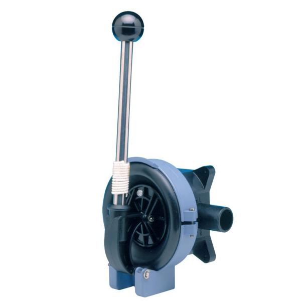 Whale Gusher Titan Manual Bilge Pump On Deck